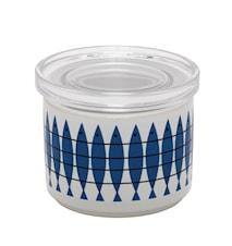 Sill Porcelænbeholder med plexiglaslåg