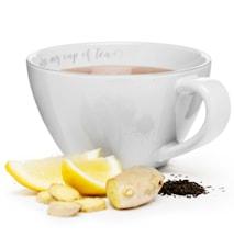 Tea mugg, creme