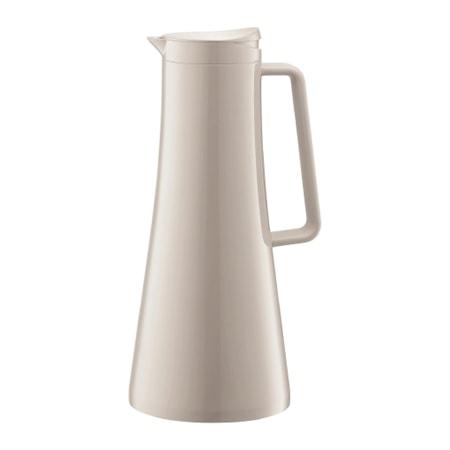 Bistro Termoskanna 1 liter Vit