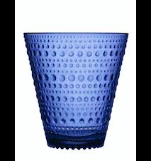 Kastehelmi Juomalasi 30 cl Ultramariinin sininen 4 st