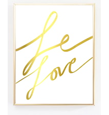 Le love poster