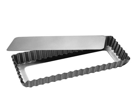 Patisse Silvertop Piirakkavuoka hopea 35×11 cm