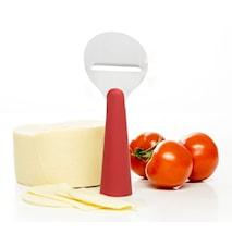 Cheese osthyvel, röd