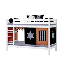 Basic våningssäng – Cowboy sängpaket
