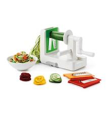 Tabletop Grönsakssvarv Spiralizer