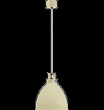 Augustin A240 Taklampa Ø24 cm Matt m. Vitfärgad insida