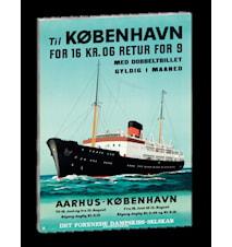 Poster Stål Aarhus / København
