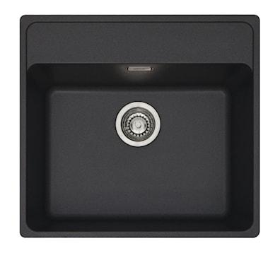 Franke Mythos kjøkkenvask MTG610-50 GR til 60-80 cm vaskeskap