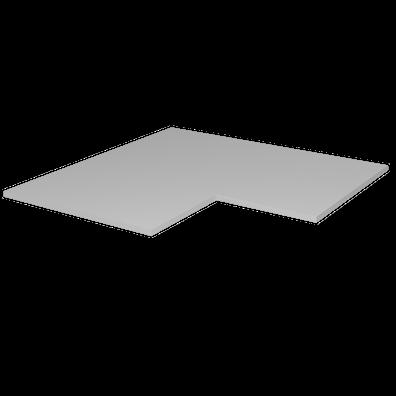 Hjørnehylle 84,2 x 84,2 cm