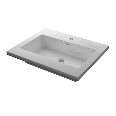 Mabre Bagno helstøpt håndvask, 49,7 cm dyp