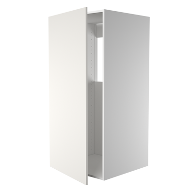 Høyskap til kjøl/frys inkl. 1 dør - 124,8 cm