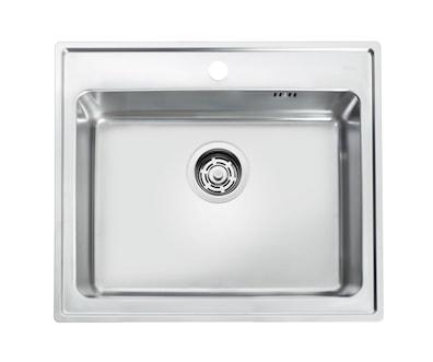 Kjøkkenvask Intra Omina 600 SF med strainer