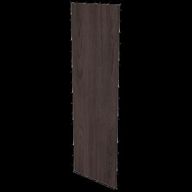 Lucka 124,4 cm hög förborrad för gångjärn