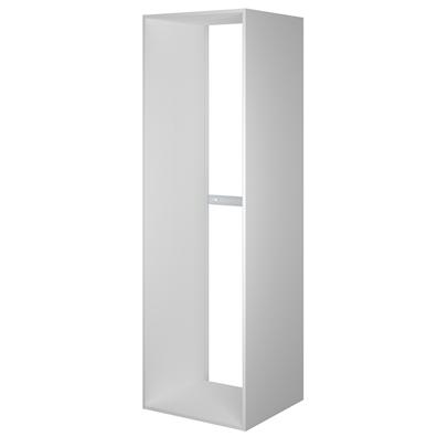 Skap for innbygging 195,2 cm høyt uten dør til integrering av kjøl/frys