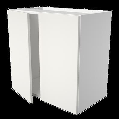 Håndvaskskap 33 cm dypt med 2 dører