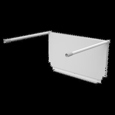 Bakstykke 20 cm høyt til 40 cm bred skuffe