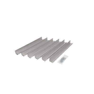 FrameFlexID – Skinnesett til 3 skuffer