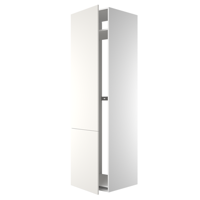 Høyskap 211,2 cm høyt til integrering av kjøl/frys