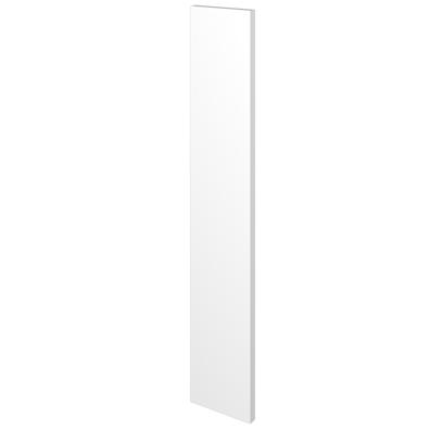 Tilpasning 12,4 cm bred kantet på en langside (70,4 cm høy)