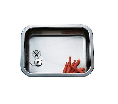 Franke kjøkkenvask SEK 480 til 60-80 cm vaskeskap