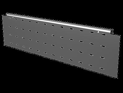 Box-side til skuffe i skabe med dybde 56,5 cm