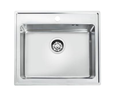Kjøkkenvask Intra Omnia 600 SF med strainer