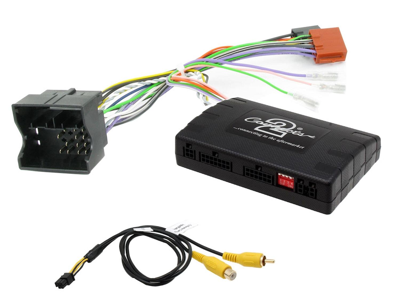 Infoadapter med rattstyrn. VW