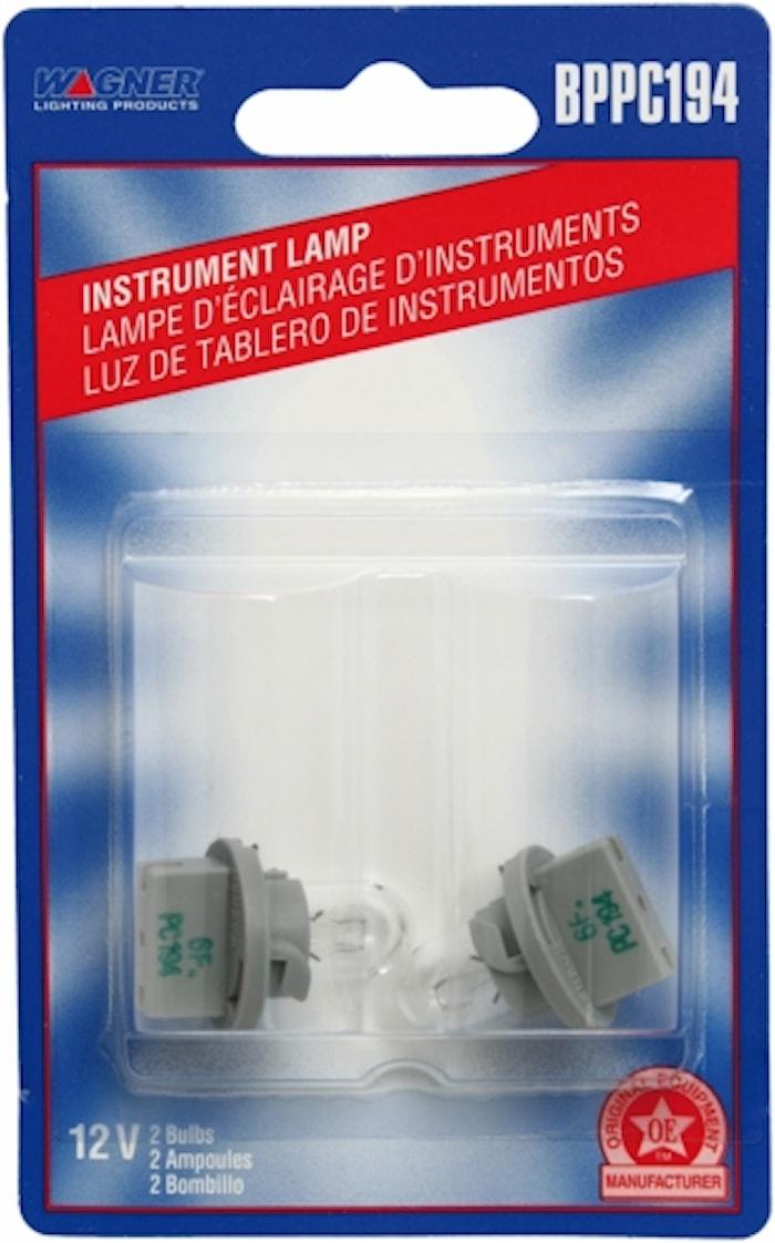 Lampa/par/m.hållare