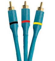 RCA kabel 2 m Audio/Video