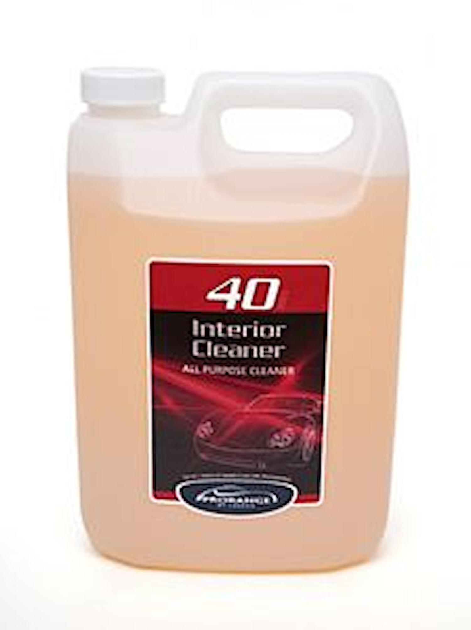 Interior Cleaner 40i 5L