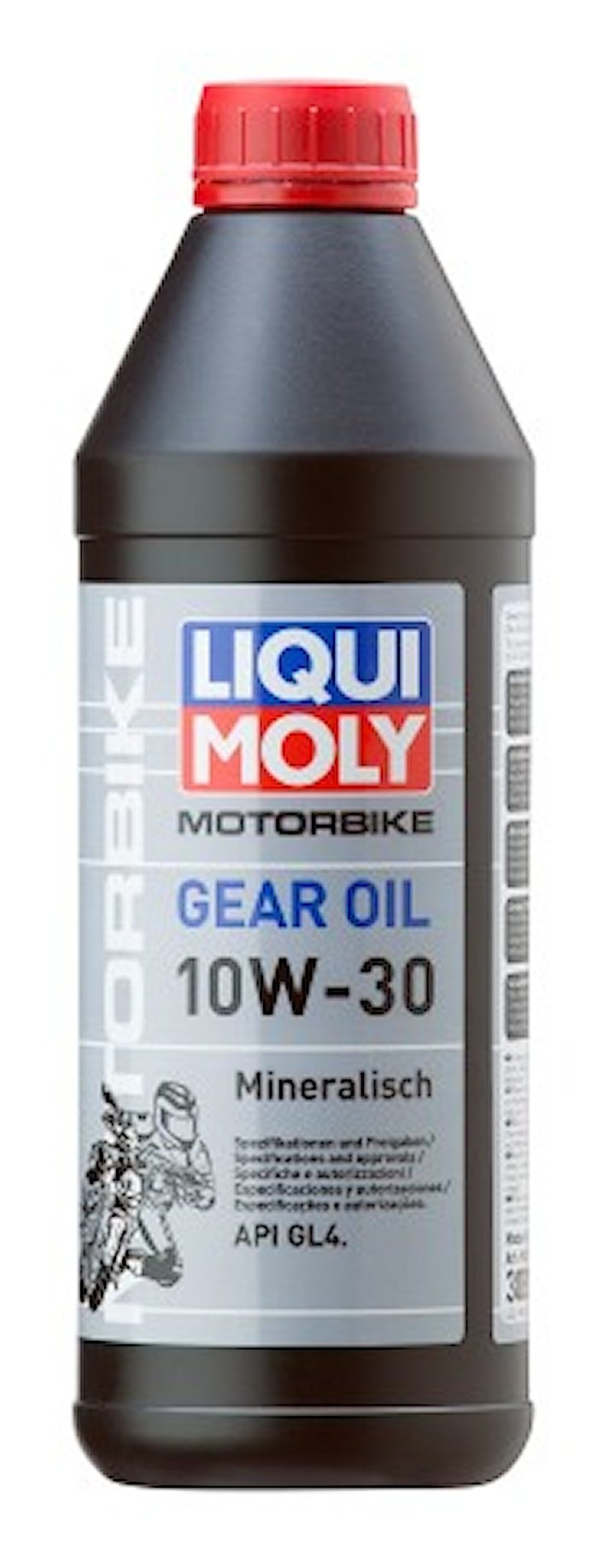 Bike Gear Oil 10W-30 1l