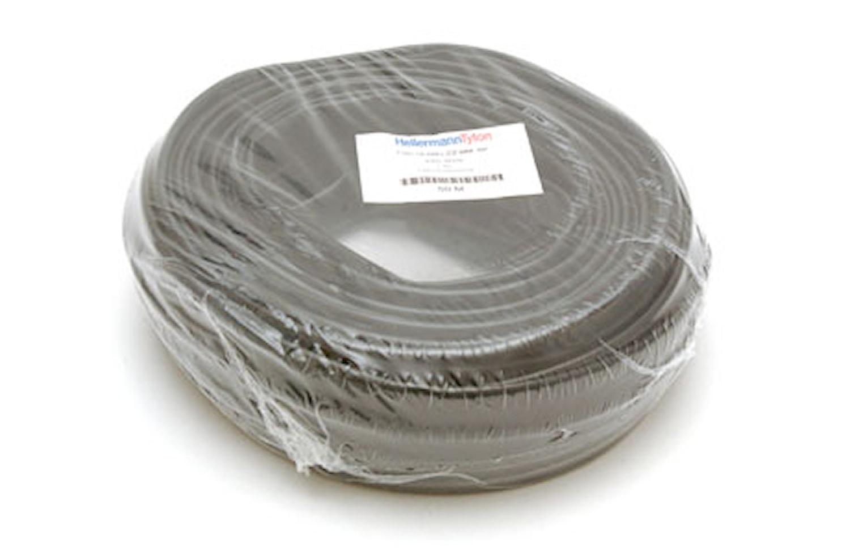 Skyddssl PVC 30,0x0,80mm svart