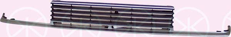 Kylargrill grå/svart 85-