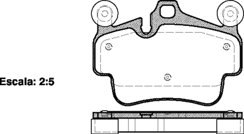 Belägg HP T1635