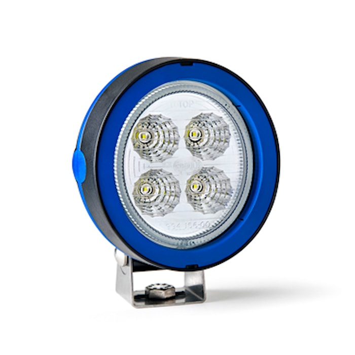 Arbetsstrålk Mega Beam LED