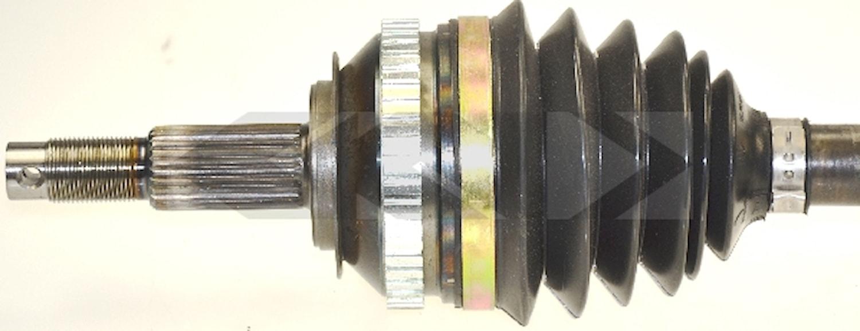 Drivaxel LB 01