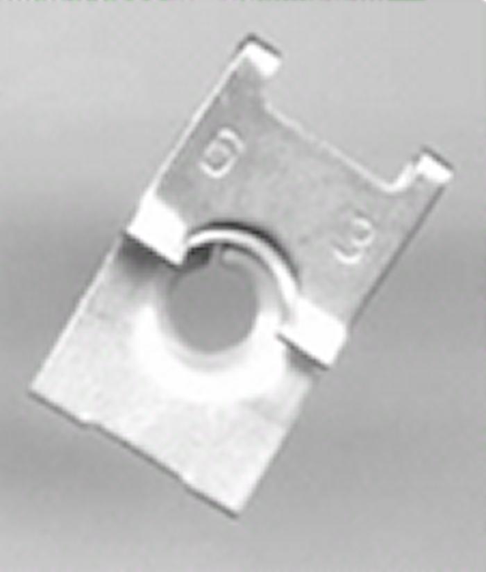 Plåtmutter 6,3 mm