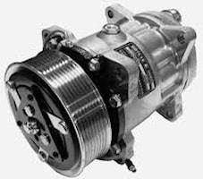 Kompressor 12V SD7L15