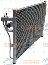 Kondensor AC Hyundai