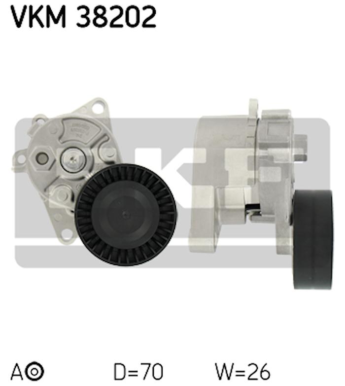 Remspännare  Micro-V
