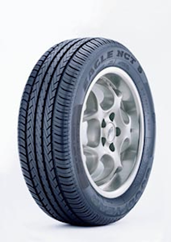 Goodyear EagleNCT5 As.ROF* 86Y