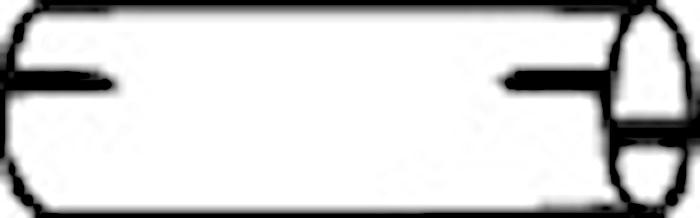 Skarvrör 45x42x160