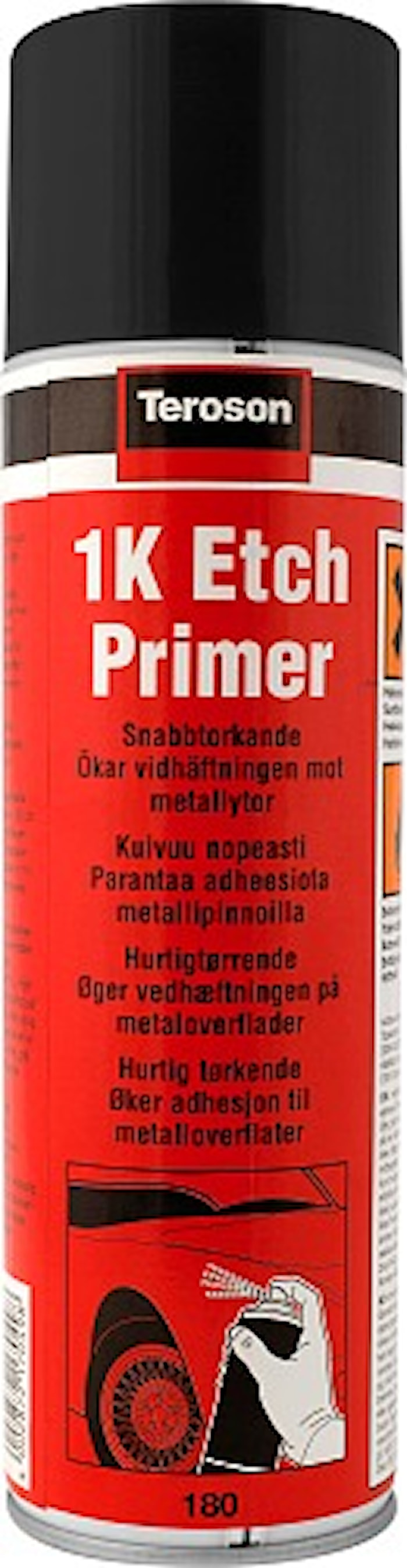 Etch primer 500 ml spray