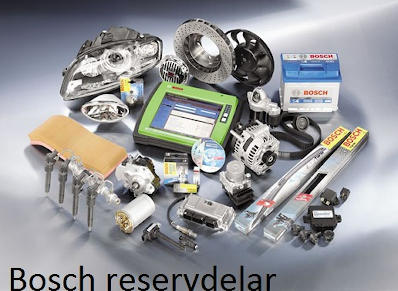 Bosch Torkarbladsats 601