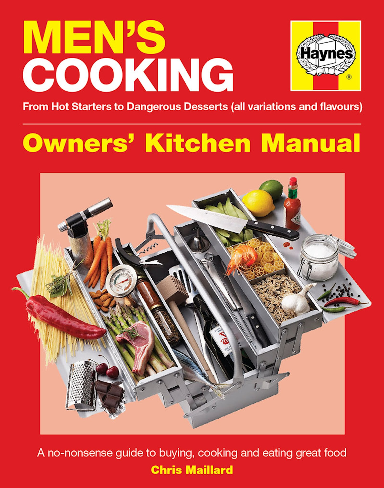 Men´s Cooking Manual