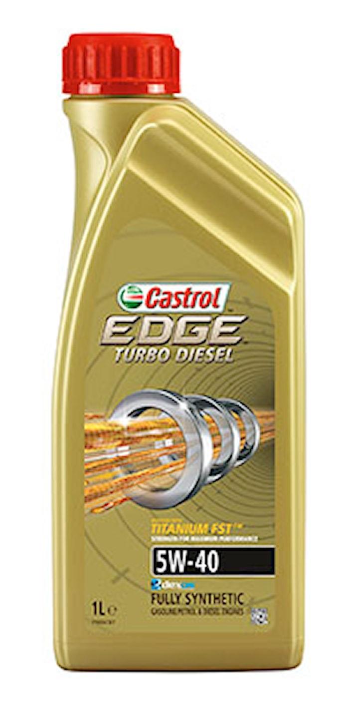 EDGE Ti Turbo Diesel 5W-40 1l