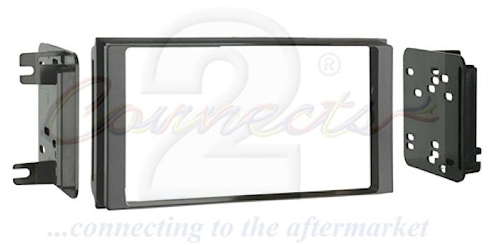 2-Din monterings kit Subaru Fo