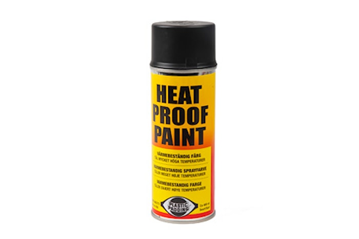 PP Heat-Proof svart 400ml