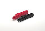 Batteriklämmor röd & svart