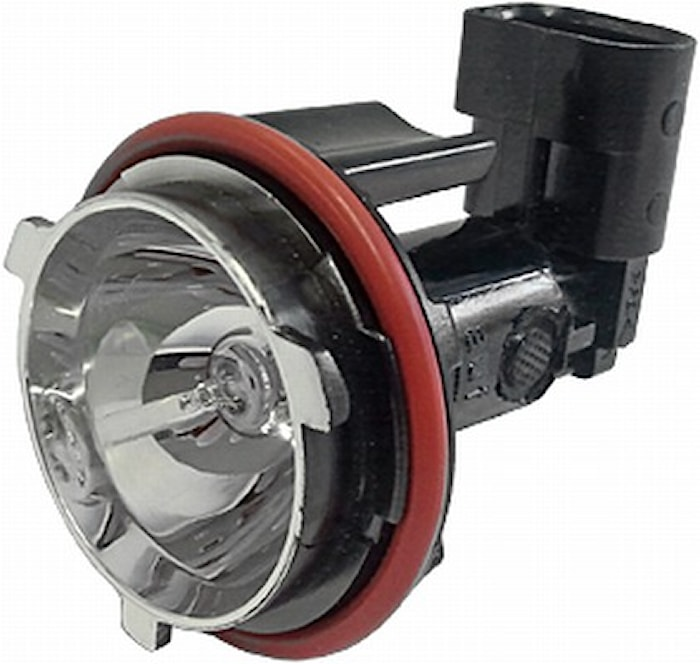 Refl m parkeringslampa BMW v/h